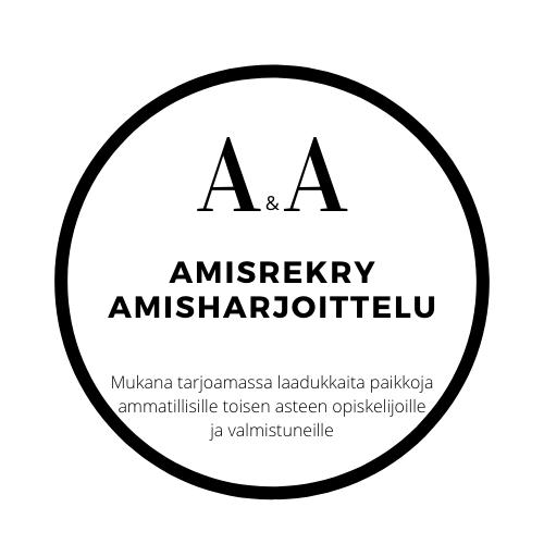 Työharjoittelijat Amisrekryn itsepalvelukanava Amisharjoittelu.fi:stä!