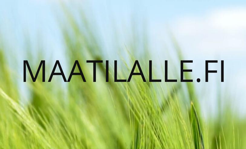 Maatilalle.fi